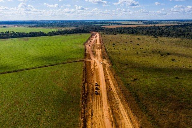 Governo abre licitação para concluir asfalto entre União do Sul e Cláudia