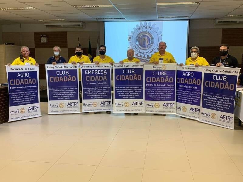 1º interclubes reúne os Rotary Club´s da região