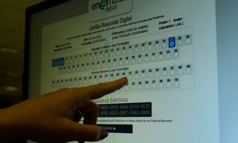 Educação Enem Digital vai ofertar mais de 100 mil vagas