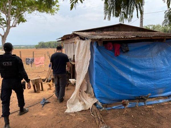 Fiscalização resgata 11 trabalhadores em situação análoga à escravidão em Guarantã do Norte e Itaúba