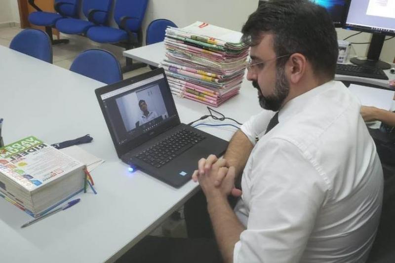Audiência de custódia por videoconferência já é realidade na Comarca de Aripuanã