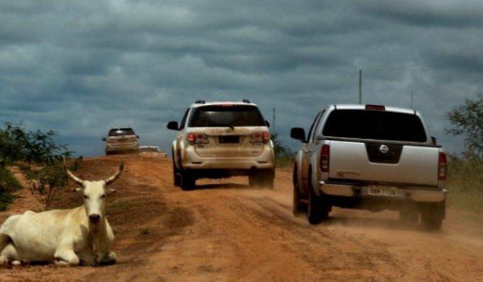 Índios pedem ao governo manutenção de rodovia que corta reserva no Xingu