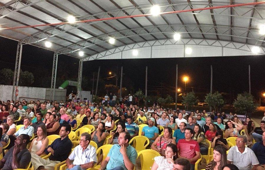 Assembleias do Sicredi reuniram mais de 500 mil pessoas e distribuíram R$ 664 milhões aos associados