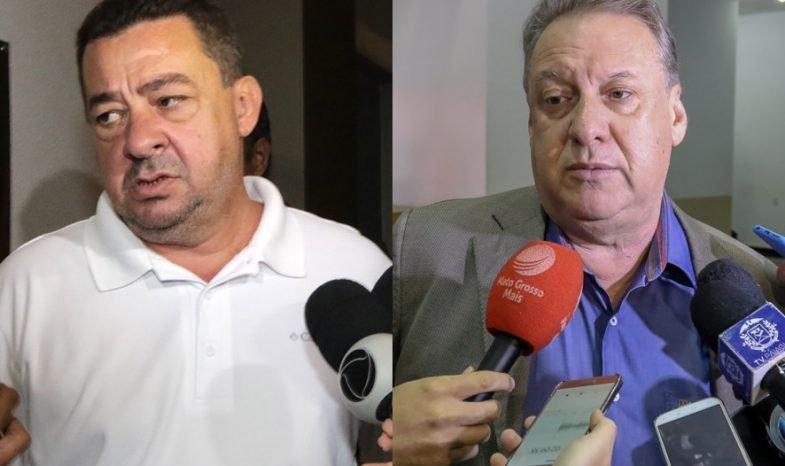Deputados são denunciados por fraude de R$ 16 milhões no estacionamento da ALMT