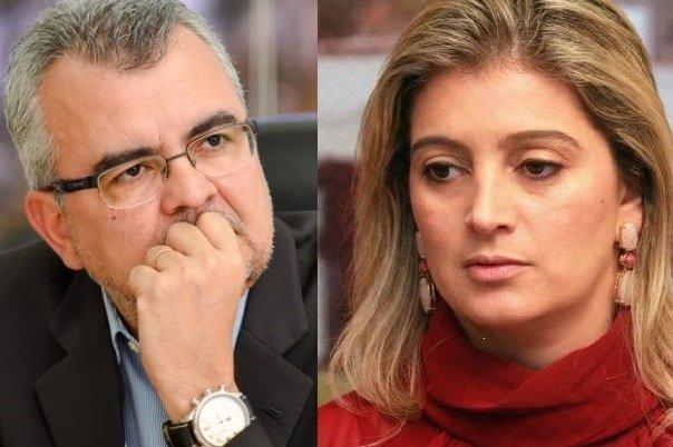 Paulo Taques e Luciane Bezerra são multados por falhas na gestão do Intermat