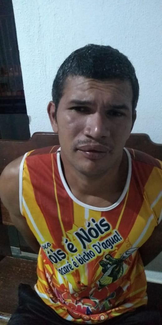 Homem é preso em Colniza por porte ilegal de arma de fogo, roubo, furto e ameaça