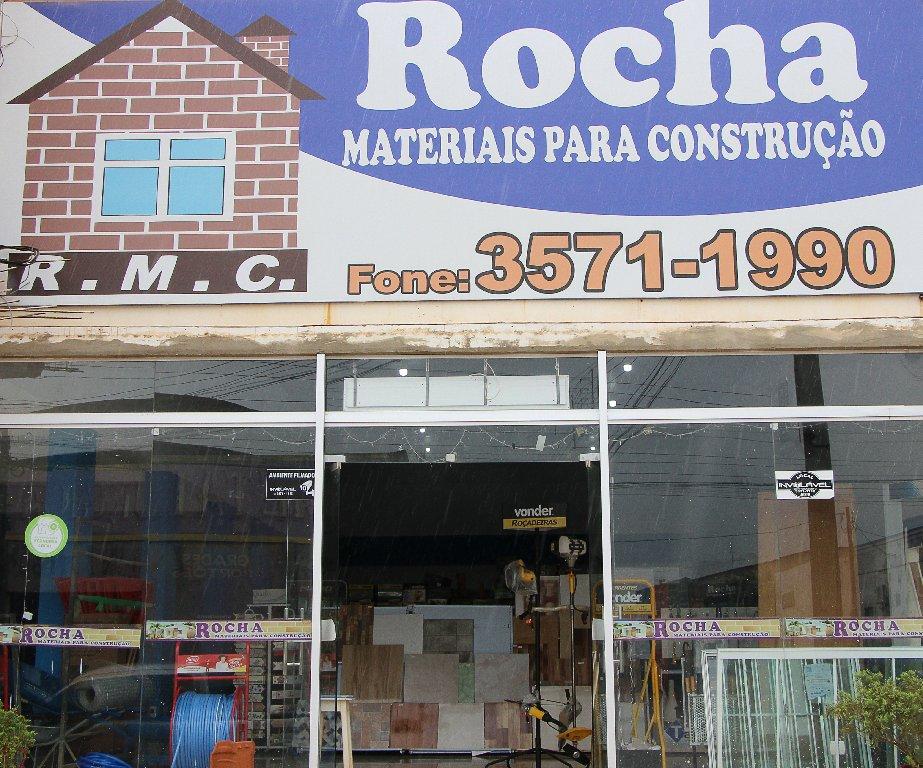 Rocha Materias de Construção em Colniza-MT