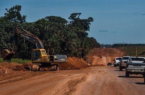 Governo deverá licitar em 2018 obra que liga Vera a Santa Carmem