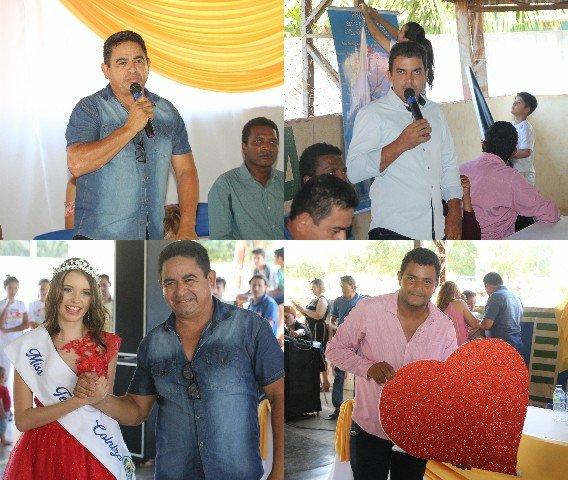 Prefeitura de Colniza, realiza festa em comemoração aos 21 anos de emancipação