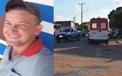 Jovem fica gravemente ferido ao cair de carroceria de caminhão em Aripuanã