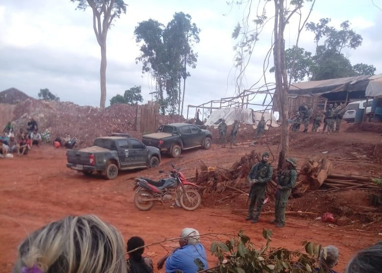 Aripuanã decreta situação de emergência após desocupação do garimpo