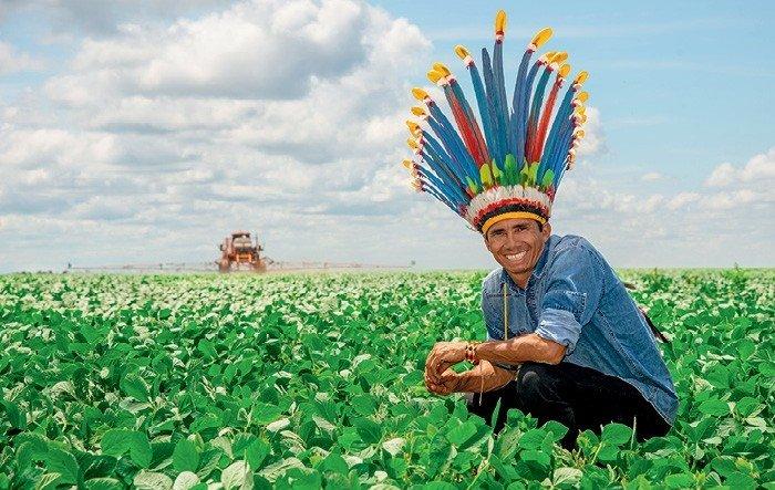 Índigenas reivindicam direito de plantar grãos em Mato Grosso