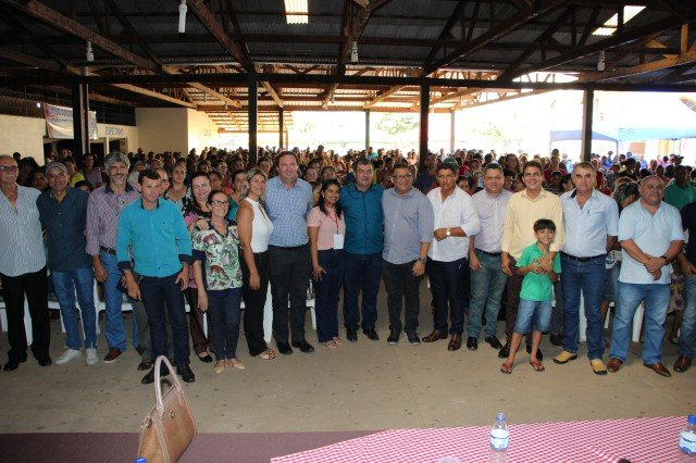Município de Colniza realiza o 6º encontro da mulher rural e a 3º festa do café