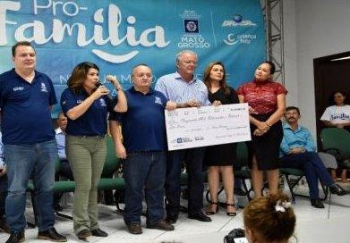 Cofinanciamento beneficia 15 municípios do Estado de Mato Grosso