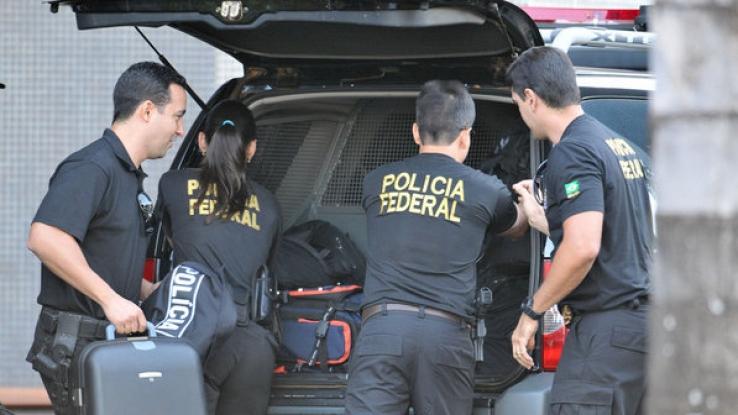 PF prende em Colniza suspeito de integrar esquema de crimes ambientais