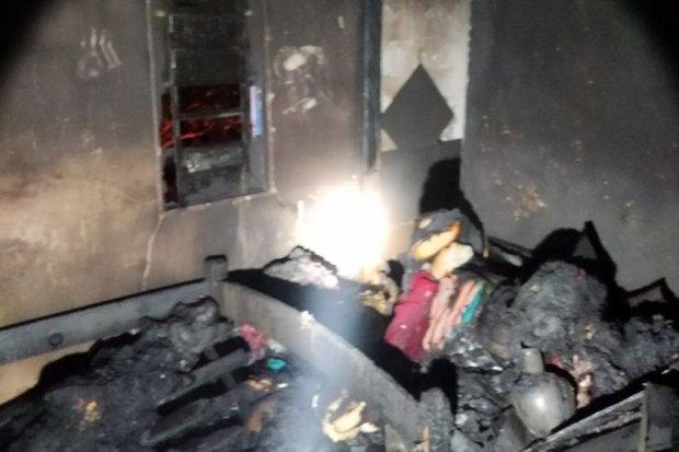 Mulher morre carbonizada durante incêndio em igreja Assembleia de Deus