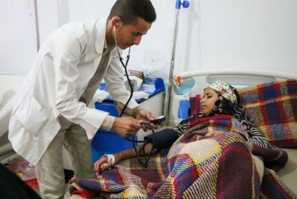 Plano global quer reduzir mortes por cólera no mundo em 90% até 2030
