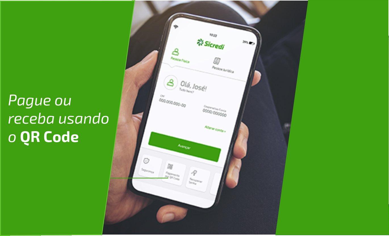 Comodidade: Sicredi lança opção de pagamento por QR Code