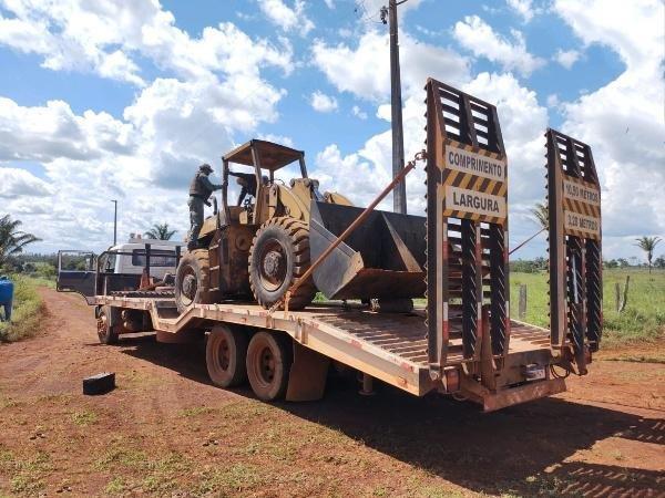 No primeiro trimestre, Estado apreende 85 maquinários e aplica R$ 284 milhões em multas ambientais