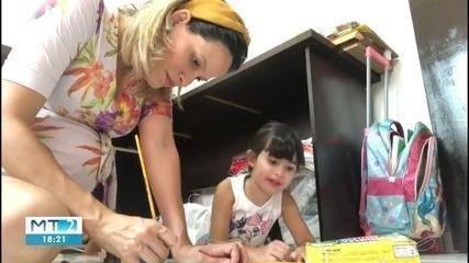 Escolas particulares retomam aulas presenciais em Cuiabá