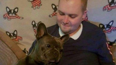 Cão leal morre 15 minutos após o dono
