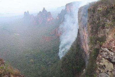 MPF investiga recorde de queimadas em Mato Grosso