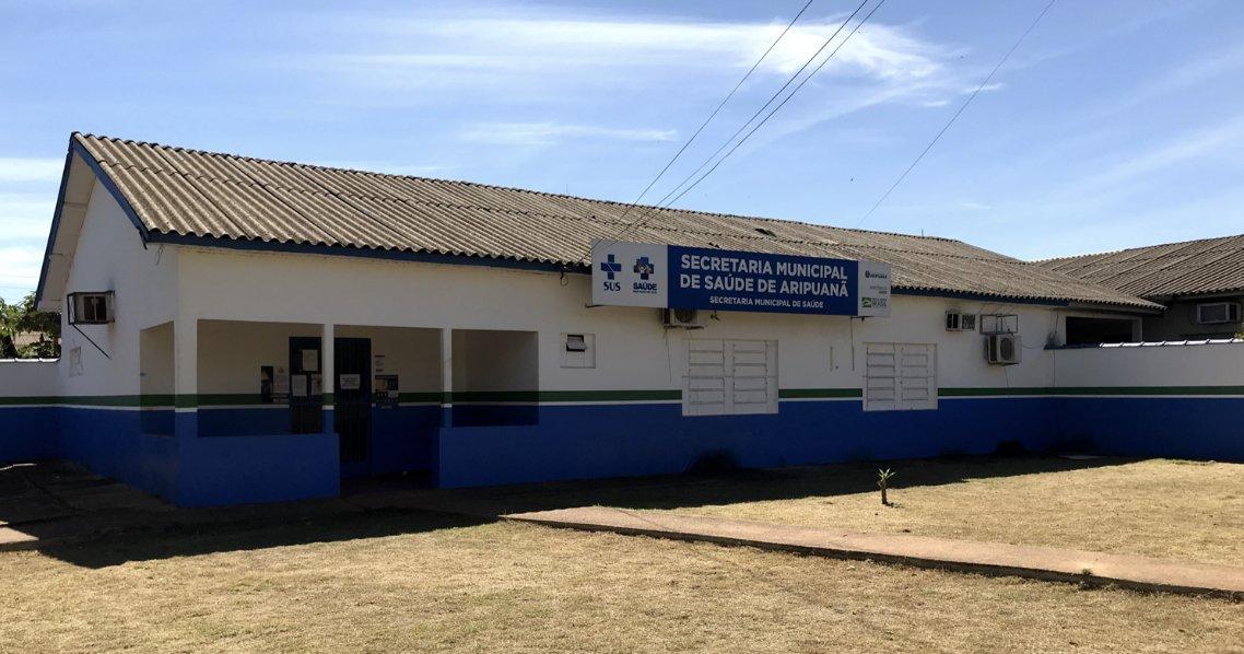 Aripuanã recebe suporte para aperfeiçoar gestão da saúde pública