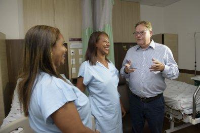 Com doação entre irmãs, MT retoma transplante de rins após 10 anos