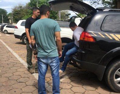 Piloto é preso pela PF por transportar três toneladas de cocaína de MT para SP