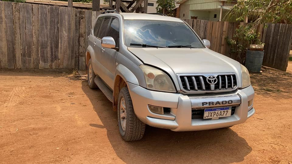 Polícia Militar de Guariba recupera veículo furtado e prende suspeito por tráfico ilícito de drogas