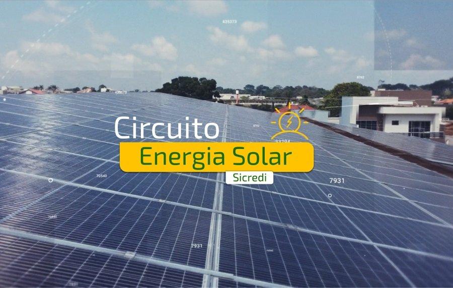 Seja sustentável e tenha até 95% de economia em sua fatura de energia; Possua um sistema de energia solar