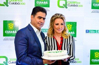 Prefeito de Cuiabá anuncia que não atenderá mulheres sozinhas no Alencastro
