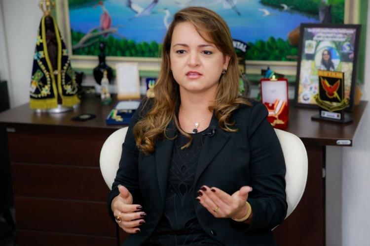 """""""Utilizamos a tecnologia de forma estratégica para fiscalizar desmatamentos ilegais em MT"""", afirma a secretária de Meio Ambiente"""