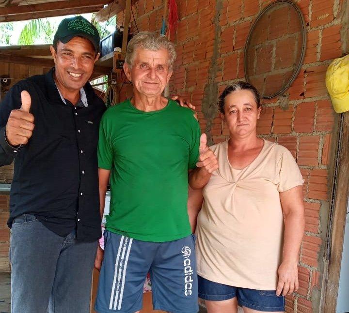 Vereador Tatá agradece secretário por atender seu pedido para recuperar estradas vicinais e bueiros danificados