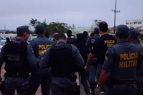Segurança Pública intensifica força-tarefa em Colniza e região