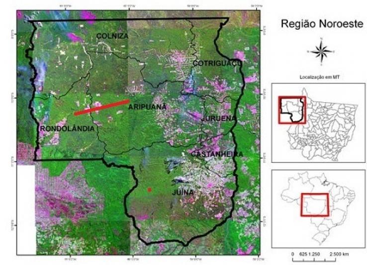 Estadualização de trecho entre Aripuanã a Rondolândia está em tramitação na AL