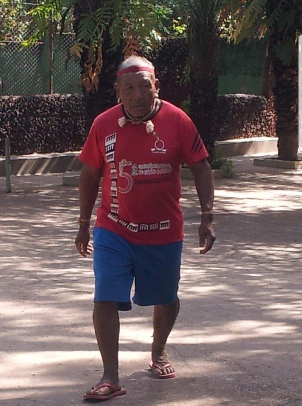 Índio de 102 anos é curado da Covid-19 após 15 dias internado em MT