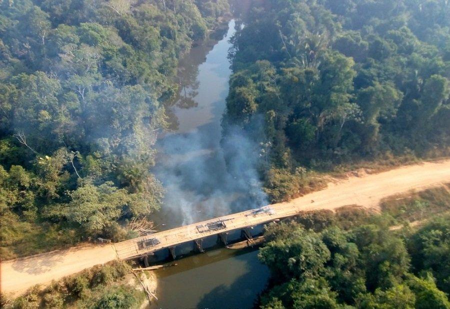 Moradores de Colniza onde ocorreu chacina denunciam ameaças e pontes queimadas