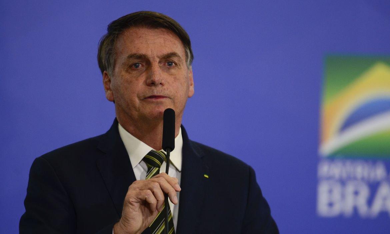 Bolsonaro descarta prorrogação de auxílio emergencial
