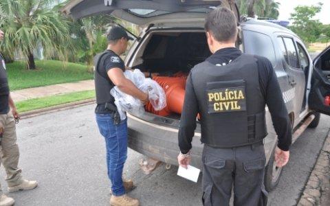 Operação prende 128 pessoas por fraude ambiental de R$ 150 milhões em MT