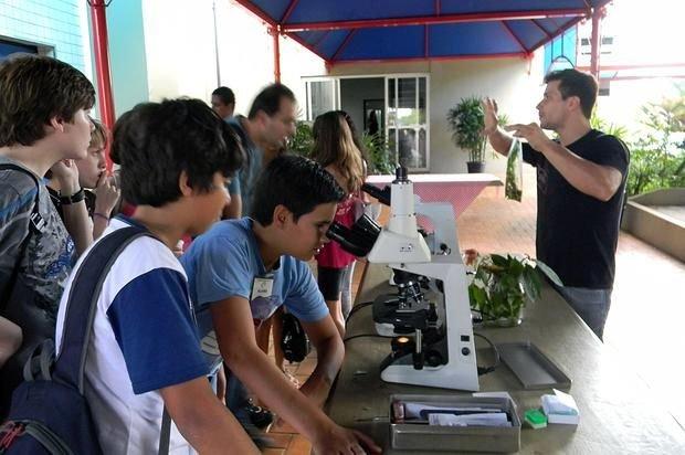 Semana de Ciência e Tecnologia discute importância da matemática no cotidiano
