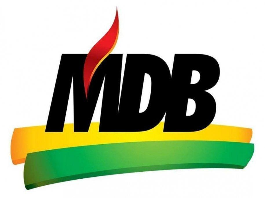 Partido Movimento Democrático Brasileiro (MDB) marca data para sua convenção no município de Colniza