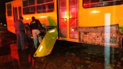 "Polícia descobre ônibus escolar ""recheado"" de maconha"