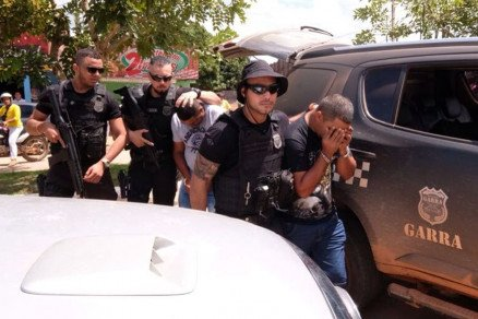 Polícia prende três e divulga nomes de assassinos de prefeito