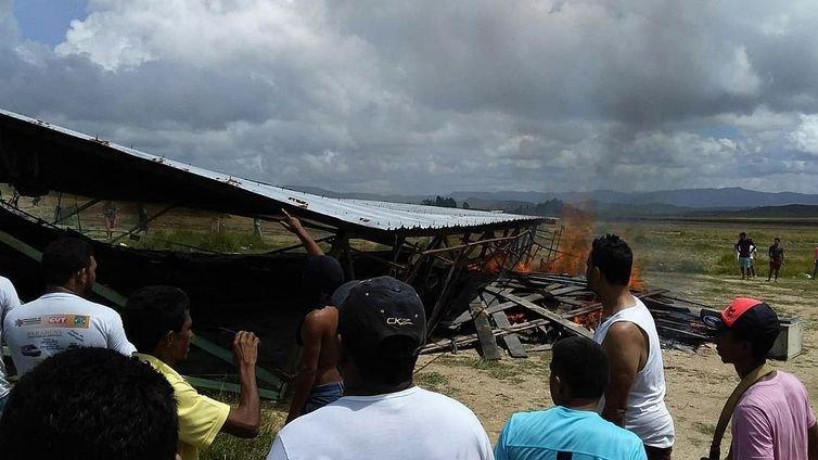 Roraima volta a pedir ao STF limite de entrada de venezuelanos