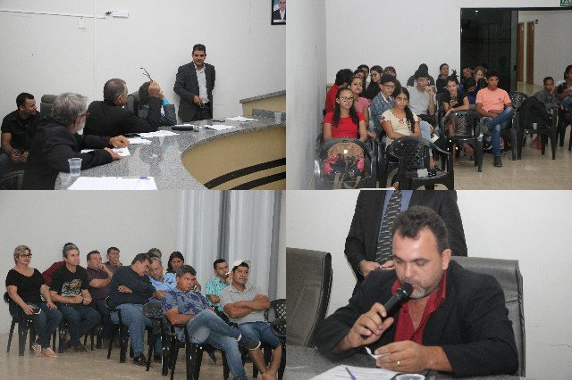 Câmara de Colniza acata denúncia contra prefeito Celso e abre Comissão para apurar os fatos