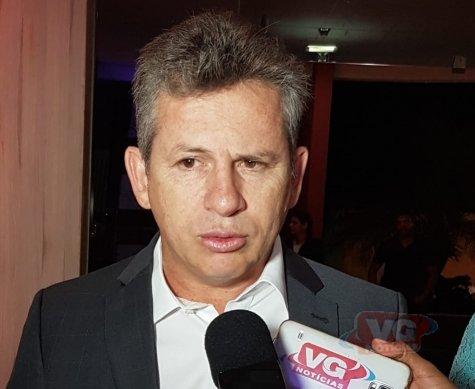 MPE entra com ação contra Mauro Mendes por falta de segurança em Nortelândia