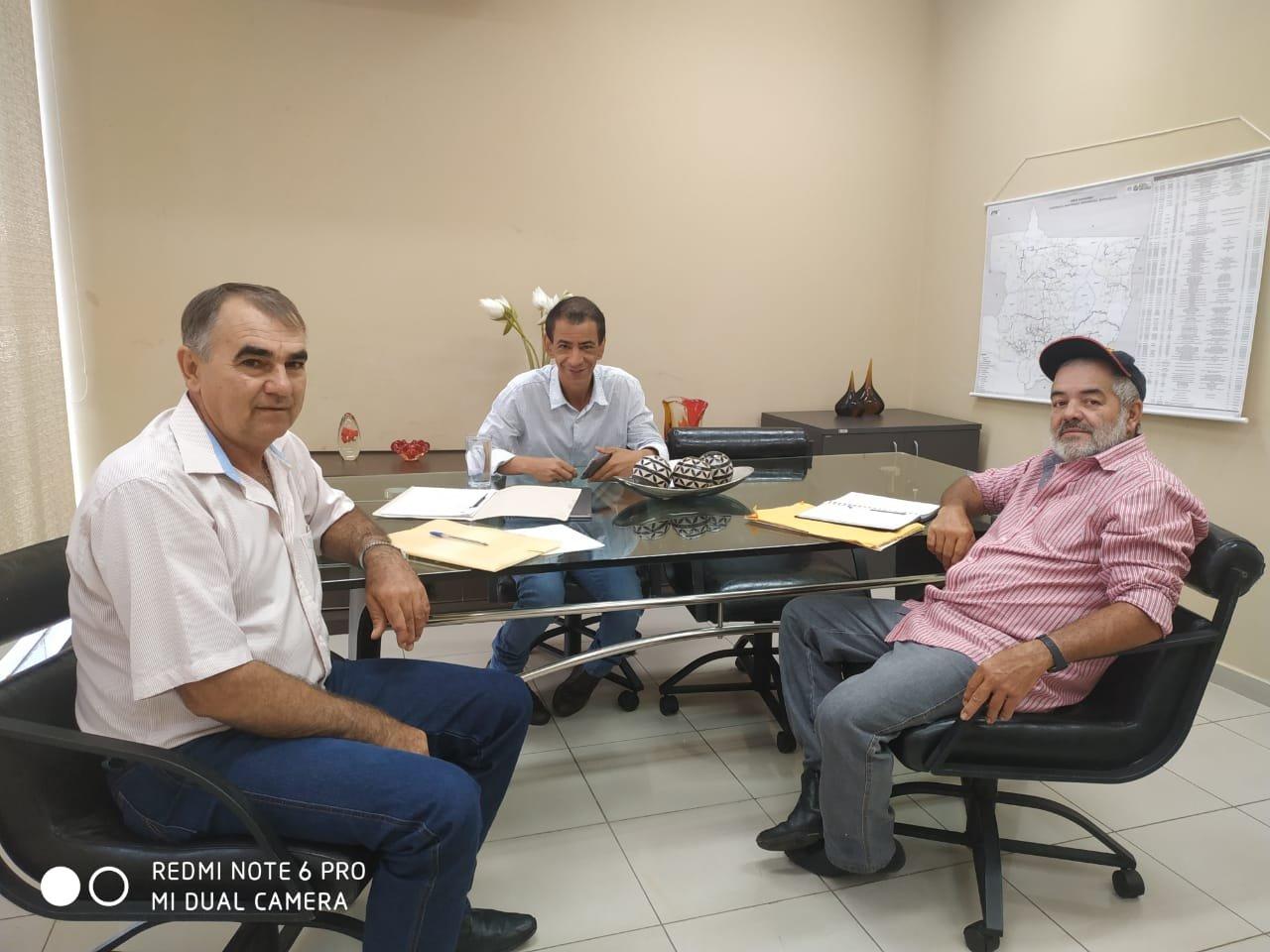 Vereadores de Colniza cobram a recuperação da MT 206 entre Colniza e Cotriguaçu