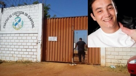 Justiça revoga prisão e delegado deixa o Centro de Custódia