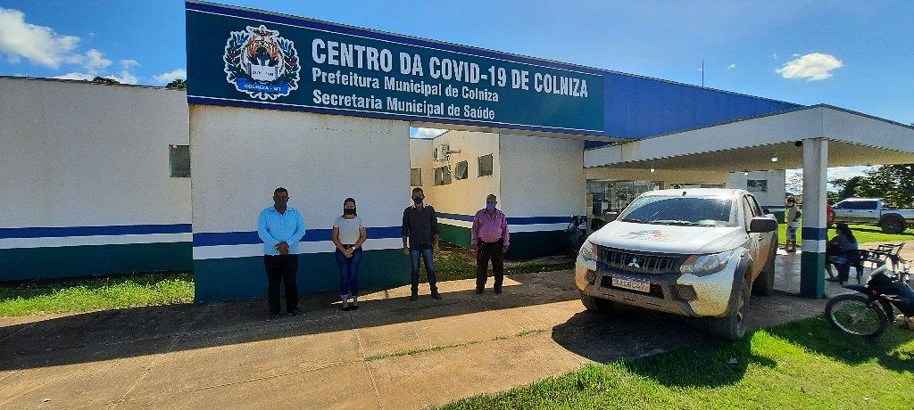 Prefeitura de Colniza inaugura centro de atendimento ao Covid-19